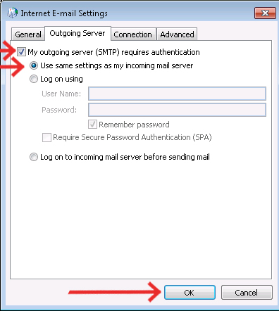 Using Outlook