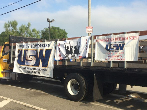 Labor Day Parade - USW