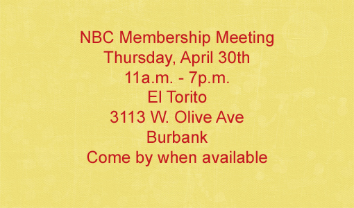 NBC Membership Meeting