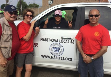 Labor Day Parade - NABET