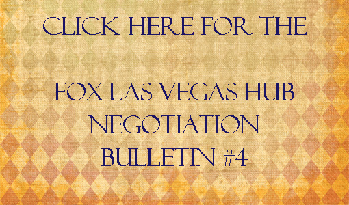 FOX LV HUB Bulletin #4